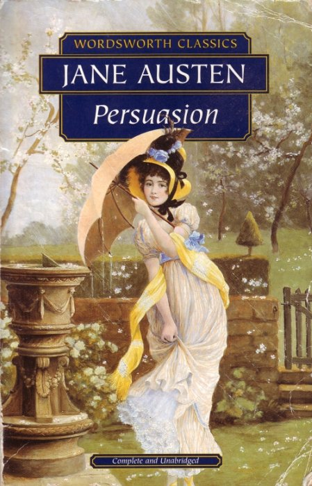 persuasion by jane austen essay